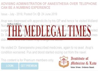 IML - The Medlegal Times